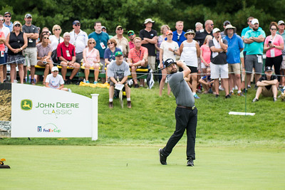 John Deere Classic - Saturday Round 3