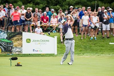 John Deere Classic - Saturday Round 3