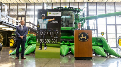 John Deere Classic Birdies for Charity