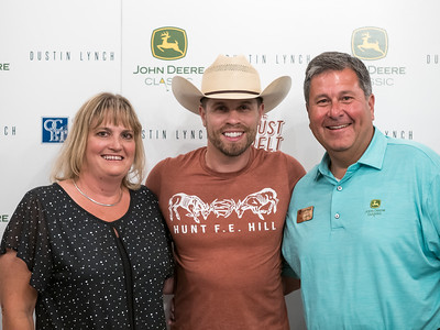 John Deere Classic Charity Concert with Austin Burke and Dustin Lynch