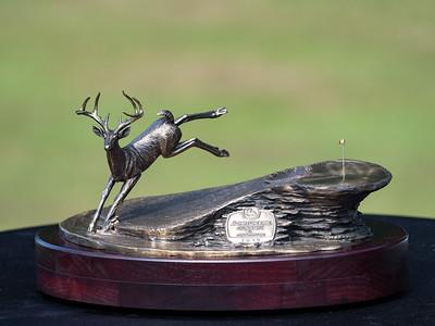 Best trophy on tour.