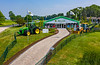 Entrance to the John Deere Classic.