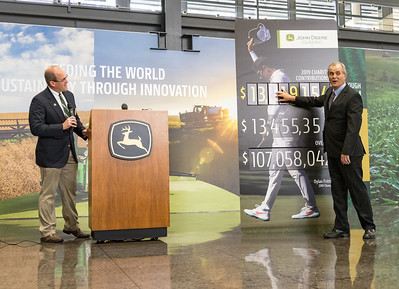 John Deere Classic Birdies for Charity Press Conference