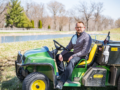 Alex Stuedemann - Director of Golf Course Operations, TPC at Deere Run