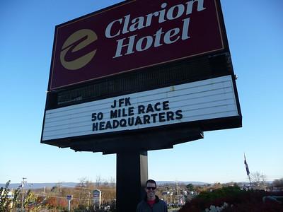 JFK 50 mile 11.19.2011