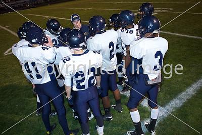 2010-10-30 JFK Football Varsity @ Eastview (Sectional II)
