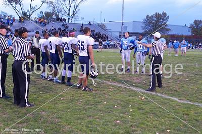 2011-10-07 JFK Football Varsity @ JEF