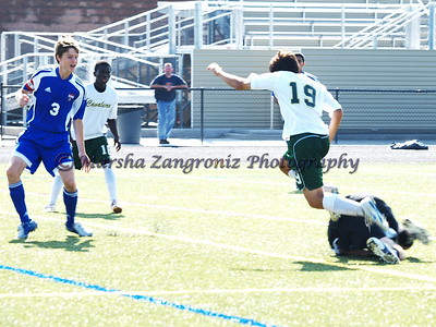 JFK Varsity Soccer vs. Linganore