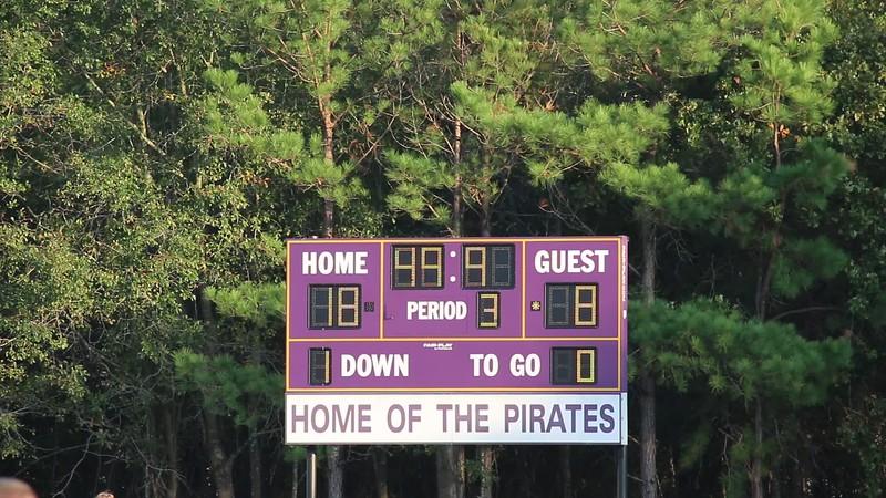 20191106 Football - Cardinals vs. Pirates