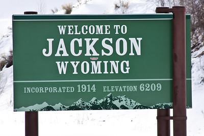 Jackson Hole WY 2012