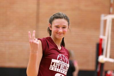 JHS High School Volleyball 2017
