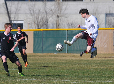 JHS Soccer vs American Fork