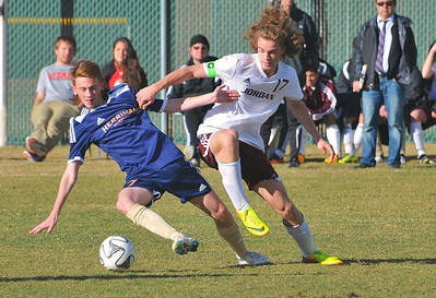 JHS Soccer vs Herriman