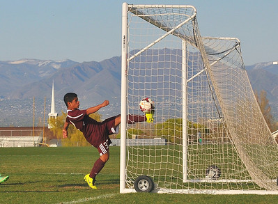 JHS Soccer vs Copper Hills