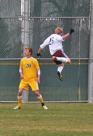 JHS Soccer vs Taylorsville
