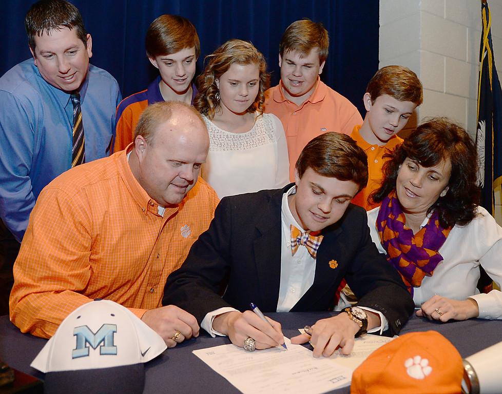 mann signings