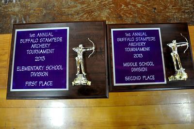 JMS Archery--Georgetown Buffalo Stampede Tournament