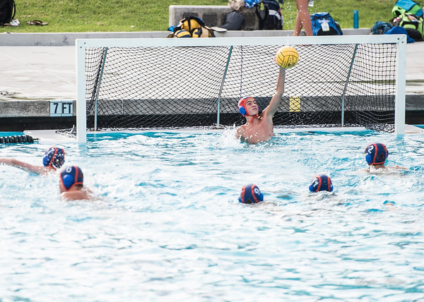 JOHNSON: HB WATER POLO - JUNIOR OLYMPICS - Day 1 & 2