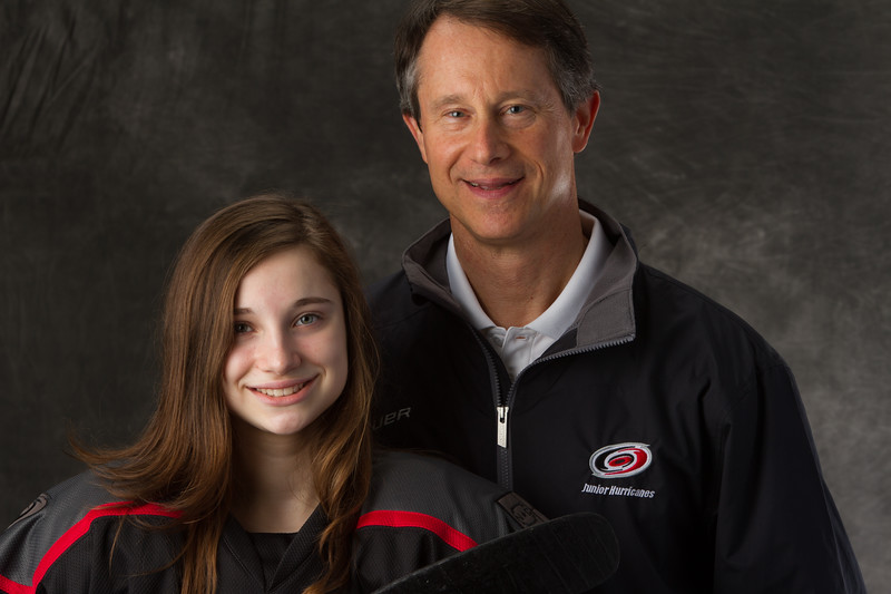 Anna Warren + Dad