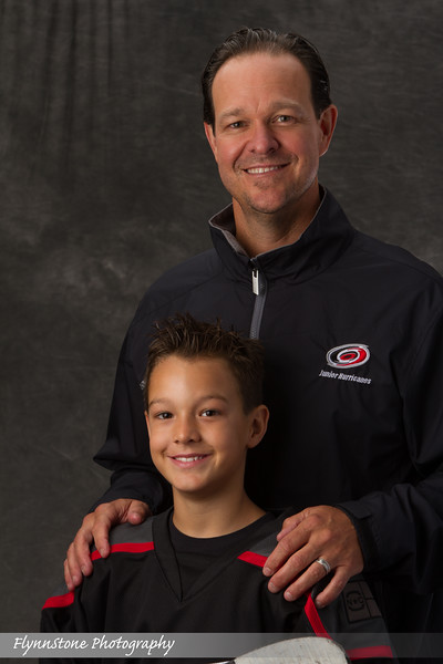 Bryce Langlois + Dad