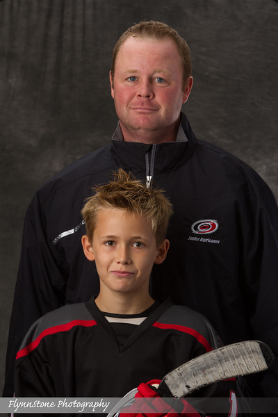 Will Saunders + Dad