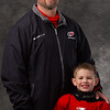 Caden Michaud & Dad