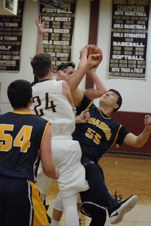 JV Basketball 12/13/16
