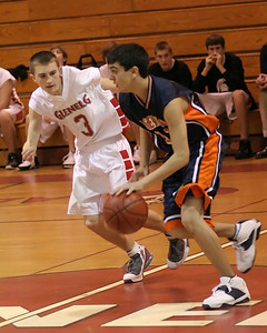JV Basketball 2005-2006
