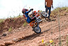 About to Lose it - Jack Pine Gypsies Kids Hill Climb in Sturgis South Dakota - Photo by Pat Bonish