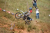 Catching Air on the Way up the Hill - Jack Pine Gypsies Hill Climb Sturgis South Dakota - Photo by Pat Bonish