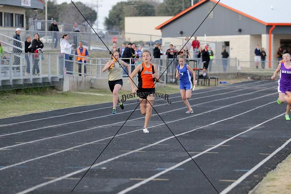 Junior High Track Meet