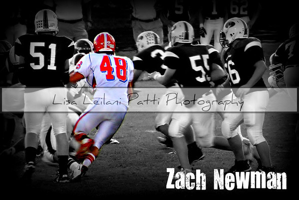 Jackson Prep vs Copiah 9-2011
