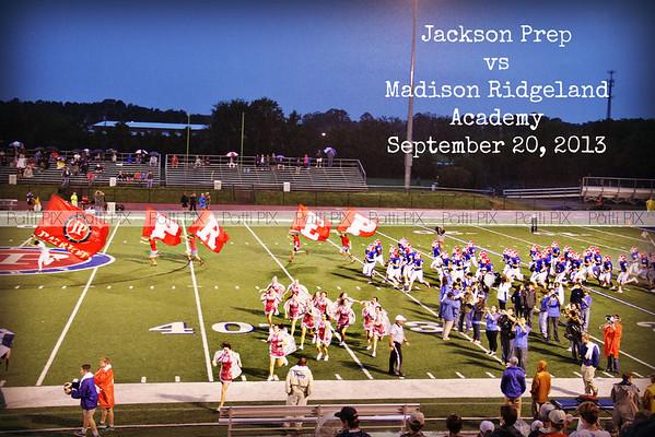 Jackson Prep vs MRA