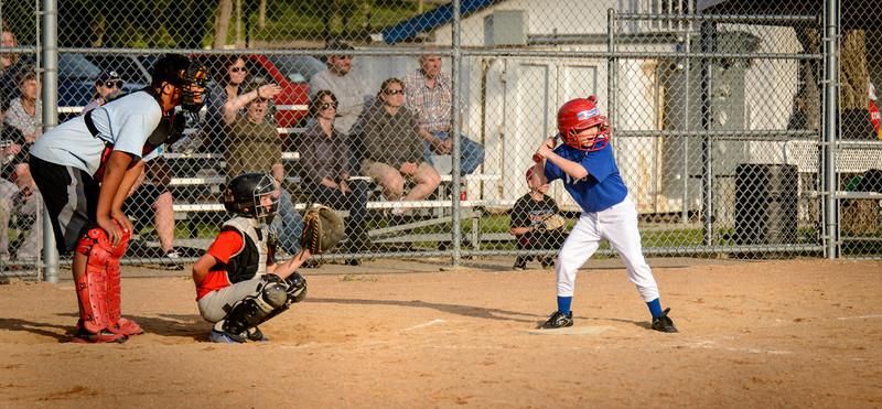 Jake up to bat.