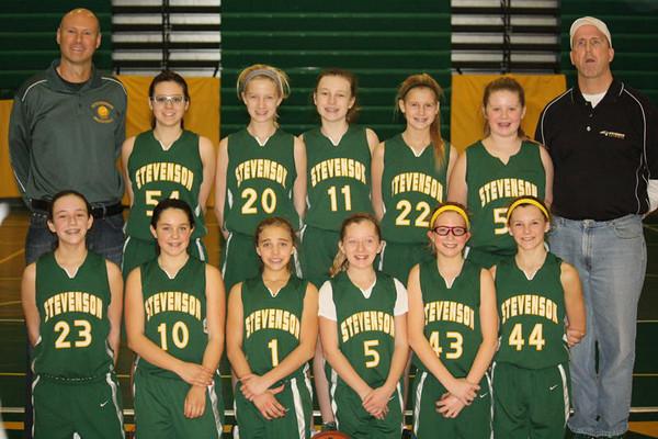 2010 Jamie Basketball & Winter Soccer