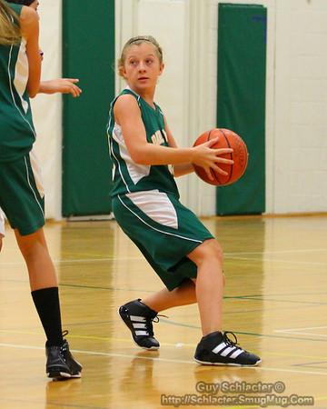 2011 Basketball Daniel Wright Fall