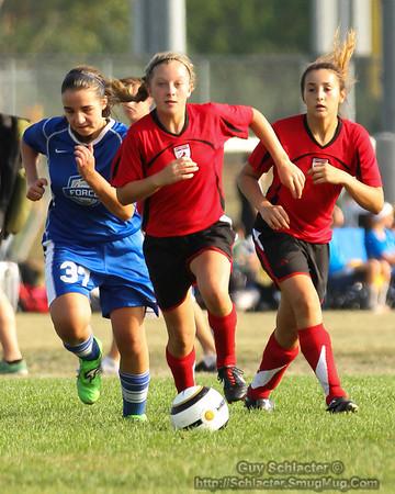 2012 Jamie Soccer Fall Lightning U16 (9/10th grade)