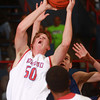 1-18-14<br /> Kokomo vs. Carmel basketball<br /> Erik Bowen puts up a shot for Kokomo.<br /> KT photo | Kelly Lafferty
