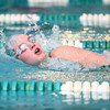 1-30-14<br /> Eastern swimming<br /> Maddie Vint in the 200 Yard Freestyle<br /> KT photo | Kelly Lafferty