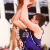 1-16-15<br /> Boys Basketball County Tournament<br /> Northwestern's Derek Doubet goes for a shot.<br /> Kelly Lafferty Gerber | Kokomo Tribune