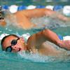 1-2-12<br /> KHS vs Cass Swimming<br /> Garrott Klinghamer swimming in the freesyle for Cass HS.<br /> KT photo | Tim Bath