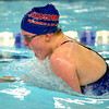 1-2-12<br /> KHS vs Cass Swimming<br /> Autumn Carroll  swimming in the medley for KHS.<br /> KT photo | Tim Bath