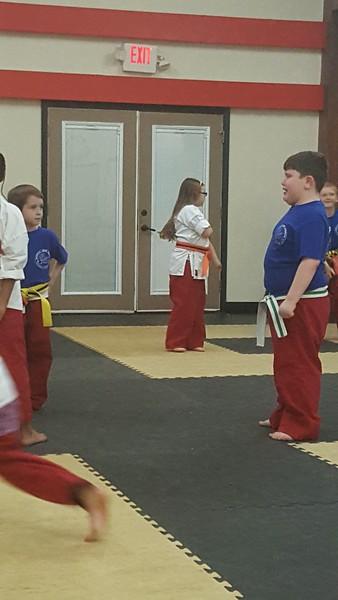 Jasmine karate