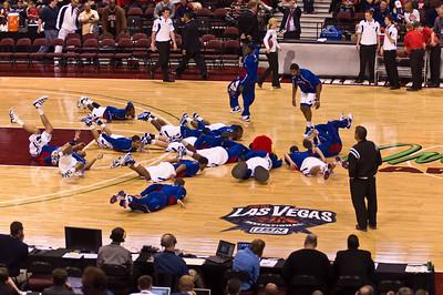 Arizona Game in Vegas (2010)