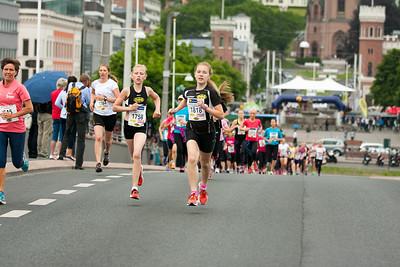 Jentebølgen 2014 Start