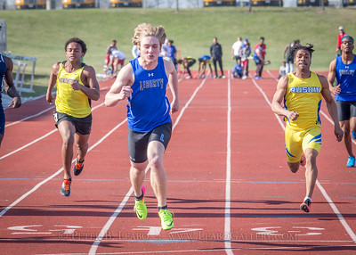 20180405-165818 Jerry Crews Invitational - 100 Meter Run - Boys