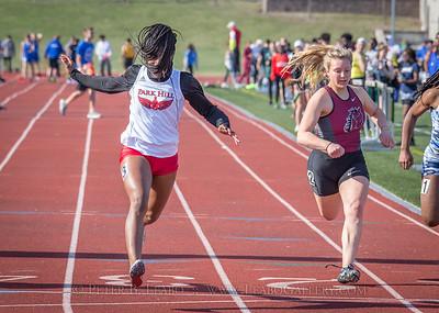 20180405-165038 Jerry Crews Invitational - 100 Meter Run - Girls-2