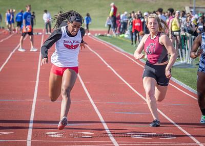 20180405-165038 Jerry Crews Invitational - 100 Meter Run - Girls