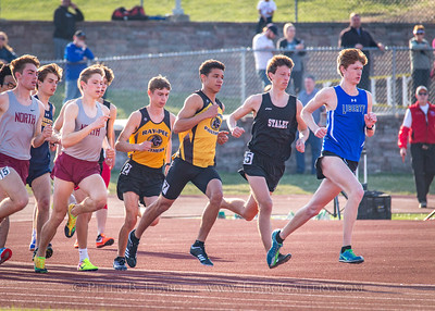 20180405-175142 Jerry Crews Invitational - 1600 Meter Run - Boys