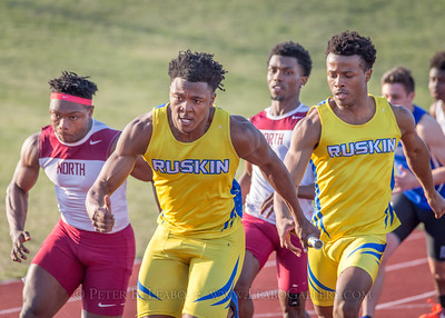 20180405-181150 Jerry Crews Invitational - 4x100 Relay - Boys-2